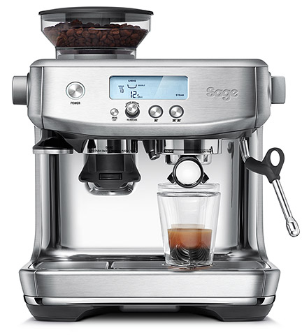 the Barista Pro™ SES878BSS