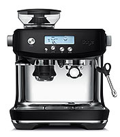 the Barista Pro™ Black Truffle SES878BTR