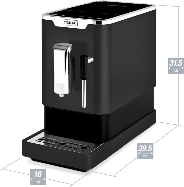 the Slim Café™ Graphite SEM800B
